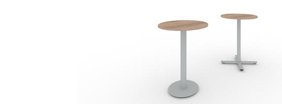 Tische rund