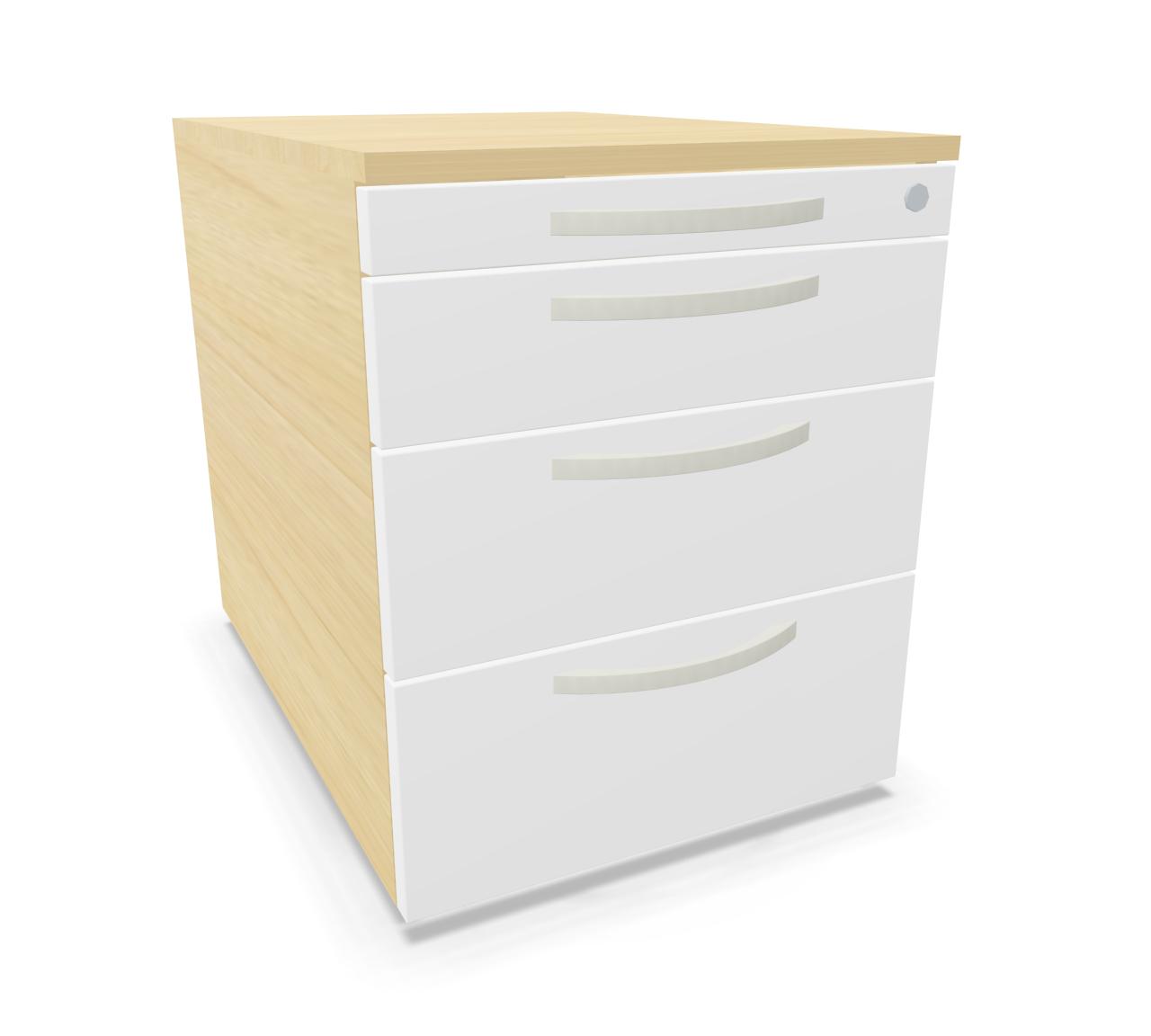 Implicit Rollcontainer von Steelcase