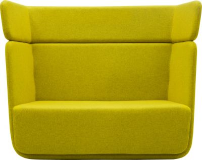 Basket Sofa hoch Softline