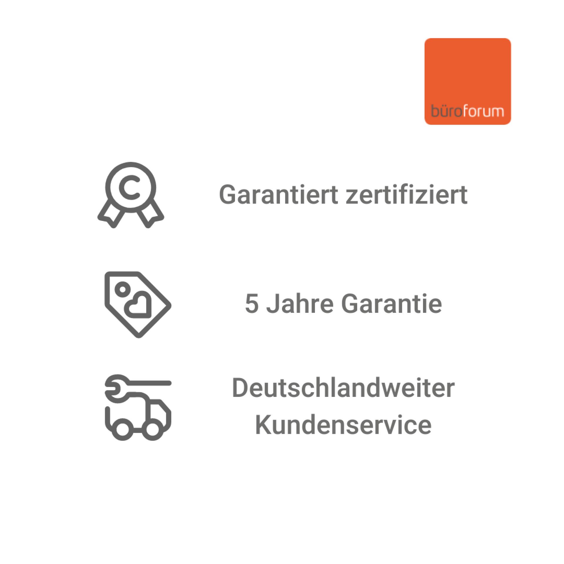 Famos 139RS Drehstuhl Interstuhl Aktionsmodell