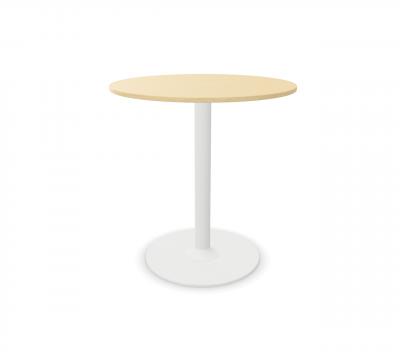 macao Rund-Tisch, Bodenplatte rund von Wiesner Hager