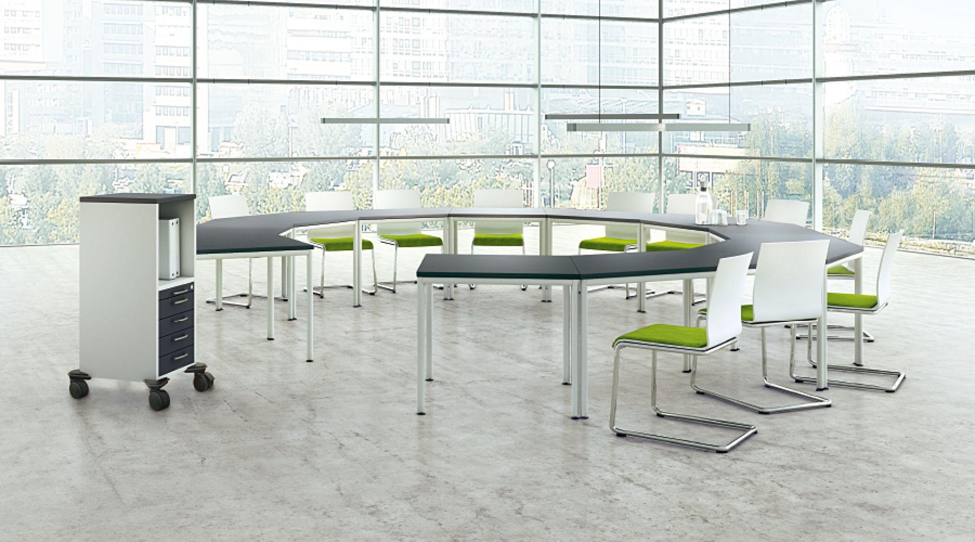 Pontis Rollcontainer von Assmann Büromöbel